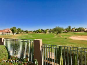 This dream home backs to hole #3 of the Palms Course at the Palm Valley Golf Club. backyard.