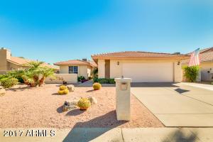 26045 S SADDLETREE Drive, Sun Lakes, AZ 85248