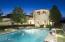 Swimming Pool at Twilight