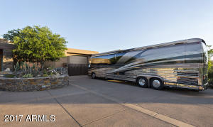 Air Conditioned 50' x 20' Motor Coach Garage or 4+ car garage
