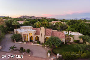 6332 E VISTA Drive, Paradise Valley, AZ 85253