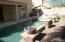 Pebbletec Pool / Covered Patio