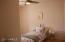 3rd Bedroom / Ceiling Fan / Custom Cabinetry to Walk-In Closet