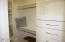 Custom Cabinetry to Walk-In (3rd Bedroom)