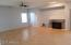 Stretch out and relax, converse and eat meals and snacks in this spacious great room.