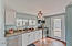 White Shaker Cabinets, Granite Counters, Upgraded Stainless Appliances