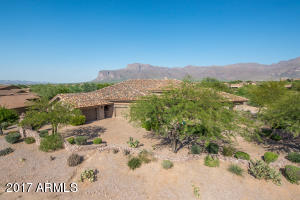 7258 E SPANISH BELL Lane, Gold Canyon, AZ 85118