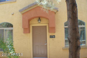 This ''gated entry'' complex with multiple pools, spas & ramada is located across the street from the Cubs Spring Training Facility. Close to the Loop 101   Loop 202, ASU, Mill Av, Tempe Town Lake, Karsten Golf Course, Light Rail, Sky Harbor. There is great shopping and restaurants at Tempe Market Place & Mesa Riverview. This upgraded unit comes with all major appliances and has wooden floors throughout  except for ceramic tiles in the kitchen and bathrooms. There are ceiling fans in all the bedrooms and great room. Three bedrooms and two bathrooms are located on the upper floor with the kitchen great room and den on the lower level. It has a nice private paving stone and artificial turf backyard.  This will not last ......