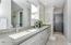 2nd master bathroom upstairs