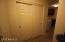 Huge Linen Cabinetry in Utility Room
