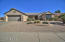 Elevated lot, no side or back neighbors rare find in Sun City Grand