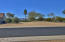 Front yard looks toward the mountains and breathtaking Arizona sunsets!