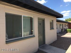 555 W 10th Street, D, Mesa, AZ 85201
