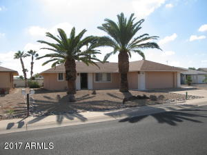 12407 W BEECHWOOD Drive, Sun City West, AZ 85375
