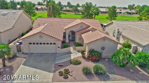 421 W BEECHNUT Place, Sun Lakes, AZ 85248