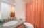 Second bathroom + granite countertops!