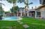 Large grassy area between pool and Gazebo for outdoor games