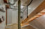Stairwell/Storage/Laundy Area