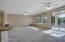 Large open great room waiting for your special touches to fit your lifestyle