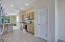 Large pantry, lots of counter space in the Borgata