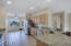 Light and bright with granite counter tops and new stainless steel appliances
