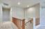 Wide Hallways Upstairs