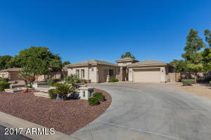 2880 E Canyon Creek Court, Gilbert, AZ 85295