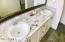 Master Bath with Double Sink Vanity