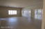 This large room can be a formal living room, living/ dining or perfect game room.