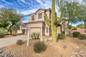 Lovely 3 bedroom 2.5 bath 2.5 car garage home for sale in the premier golf community of Las Sendas in the NE Mesa, Arizona.