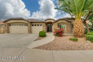 742 E GLACIER Drive, Chandler, AZ 85249