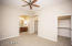 2 Master Bedroom Suites with large walk-in closets.