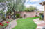 Large Side Yard with Artifical Grass