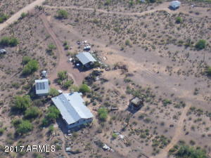 Aerial Picture of Ranch