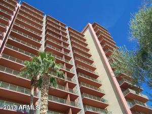 4750 N CENTRAL Avenue, 9J, Phoenix, AZ 85012