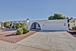 14035 N LAKEFOREST Drive, Sun City, AZ 85351