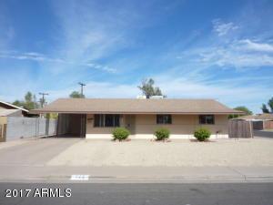 132 W 11TH Drive, Mesa, AZ 85210