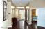 Beautiful Upgraded Flooring
