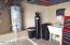 Garage with Sink, Newer H2O Heater & H2O Softener