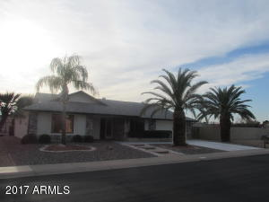 14423 W YOSEMITE Drive, Sun City West, AZ 85375