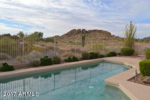 PRIVACY SURROUNDED BY NATURAL SONORAN DESERT BEAUTY