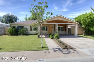 3907 E MULBERRY Drive, Phoenix, AZ 85018