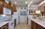 Kitchen that overlooks great room