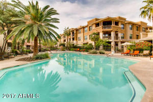 Resort living at it's best. This condo is located next to the pool/spa, clubhouse, fitness center.