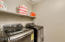Laundry Room Upstairs. Washer/Dryer do NOT convery