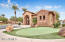 Community pool house with gated entry to lounge and swimming area.