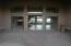 entry w/open door