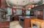 Gorgeously renovated kitchen.