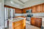 Granite Counter-top and Stainless Steel Appliances
