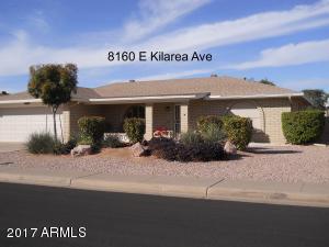 8160 E KILAREA Avenue, Mesa, AZ 85209
